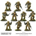 Konflikt 47 - Japanese Assault Exo Skeleton Squad 1