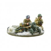 Bolt Action - Soviet Maxim MMG Team (Winter)
