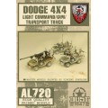 Dust - Dodge Light Truck - Command/Gun/Transport 0