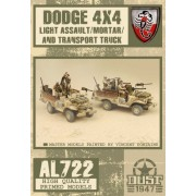 Dust - Dodge Light Truck - Assault/Mortar/Transport