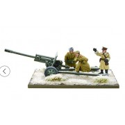 Bolt Action - Soviet ZIS-3 divisional gun (Winter)