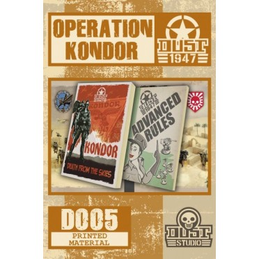 Dust - Operation Kondor