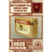 Dust - Chinese Army Starter Set - Battlegroup PLA