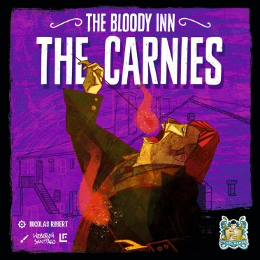 Bloody Inn - The Carnies Expansion