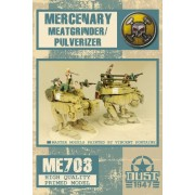 Dust - Pulverizer/Meatgrinder