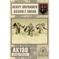 Dust - Heavy Grenadier Assault Squad 0