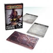 Necromunda : Accessoires - Esher Cards VF