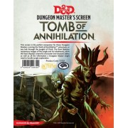D&D DM Screen - Tomb of Annihilation pas cher