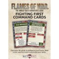 Fighting First Command Cards 1