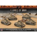 M4 Sherman Tank Platoon 0