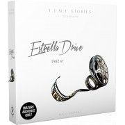 Time Stories (Anglais) - Estrella Drive