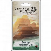 Legend of the Five Rings: The Card Game : Into the Forbidden City Expansion Pack