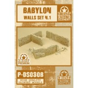 Dust - Babylon Walls Set 1 - Babylon Pattern