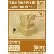 Dust - Babylon Lamassu Pillar - Babylon Pattern