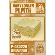 Dust - Babylon Plinth - Babylon Pattern