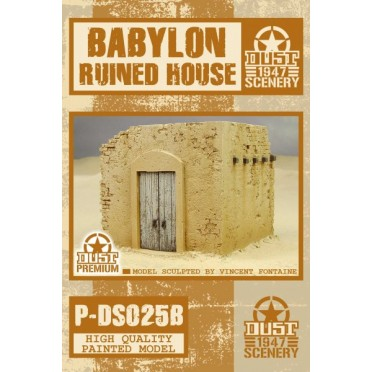Dust - Babylon Ruined House 1 - Babylon Pattern