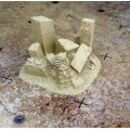Dust - Babylon Impassable Terrain - Babylon Pattern 2