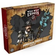 Wild West Exodus - Armoured Justice Posse pas cher