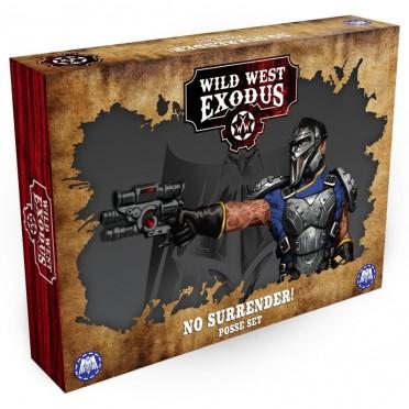 Wild West Exodus - No Surrender ! Posse