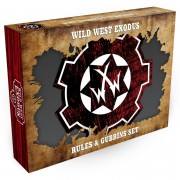 Wild West Exodus - Rules & Gubbins Set