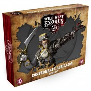 Wild West Exodus - Confederate Rebellion Starter Set