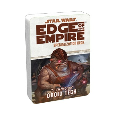 Star Wars : Edge of the Empire - Droid Tech Specialization Deck
