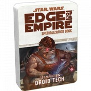 Star Wars : Edge of the Empire - Droid Tech Specialization Deck pas cher