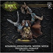 Hordes - Kolgrima Stonetruth, Winter Witch