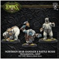 Hordes - Northkin Bear Handler & Battle Bears 0