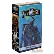 7th Sea 2nd Ed. - Sorte Deck