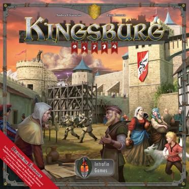 Kingsburg VF 2nd Edition