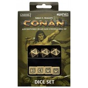 Conan - Player's Dice Set