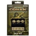 Conan - Player's Dice Set 0