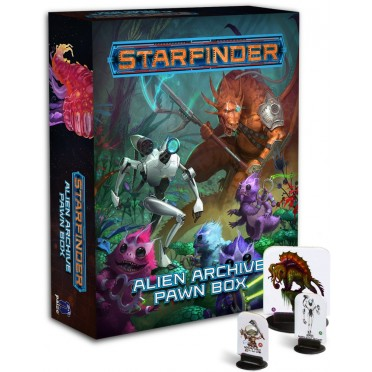 Starfinder - Alien Archive Pawn Box