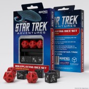 Star Trek Adventures - Command Division Dice Set