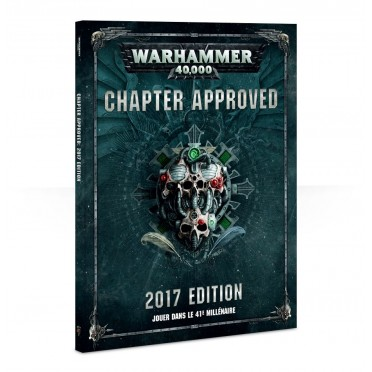 W40K : Règles - Chapter Approved 2017 VF