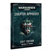W40K : Règles - Chapter Approved 2017 VF pas cher
