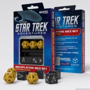 Star Trek Adventures - Operation Division Dice Set