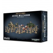 W40K : Battleforce - Astra Militarum Battle Group pas cher