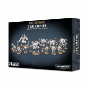 W40K : Battleforce - T'au Empire Rapid Insertion Cadre pas cher