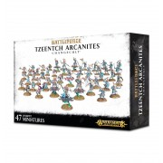 Age of Sigmar : Battleforce - Tzeentch Arcanites Changecult pas cher