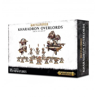 Age of Sigmar : Battleforce - Kharadron Overlords Sky-Fleet