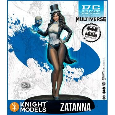 Batman - Zatanna