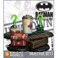 Batman - Objective Game Markers Set 1 0