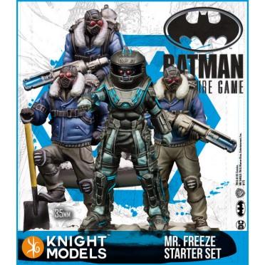 Batman - Mr.Freeze Starter Set