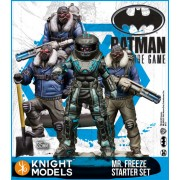 Batman - Mr.Freeze Starter Set