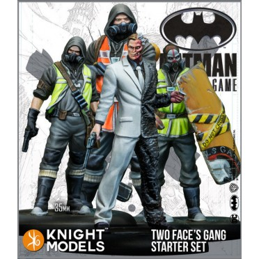 Batman - To Face Starter Set
