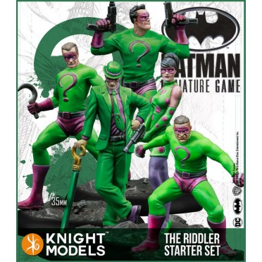 Batman - The Riddler Starter Set