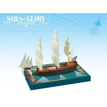 Sails of Glory - Bonhomme Richard 1779 - Bonhomme Richard