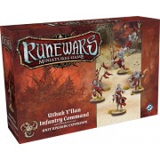 Runewars (Anglais) - Uthuk Y'llan Infantry Command Unit Upgrade Expansion